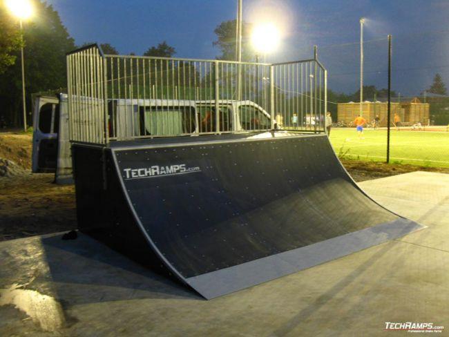 Skatepark Zwoleń