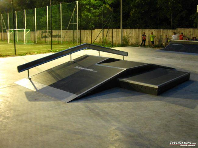 Skatepark Zwolen