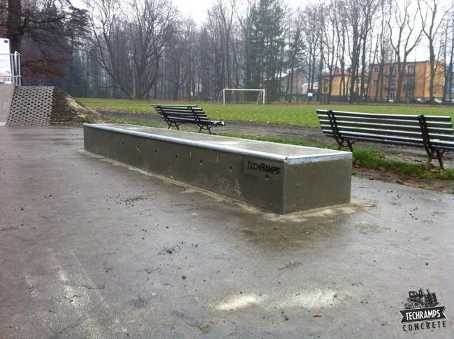 Skatepark Żywiec