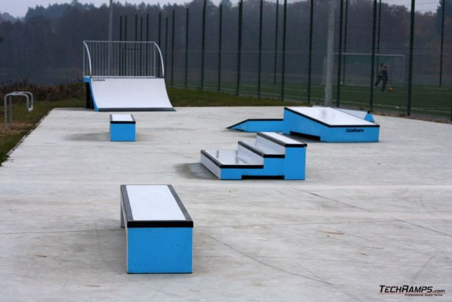 Skateplaza во Тожим