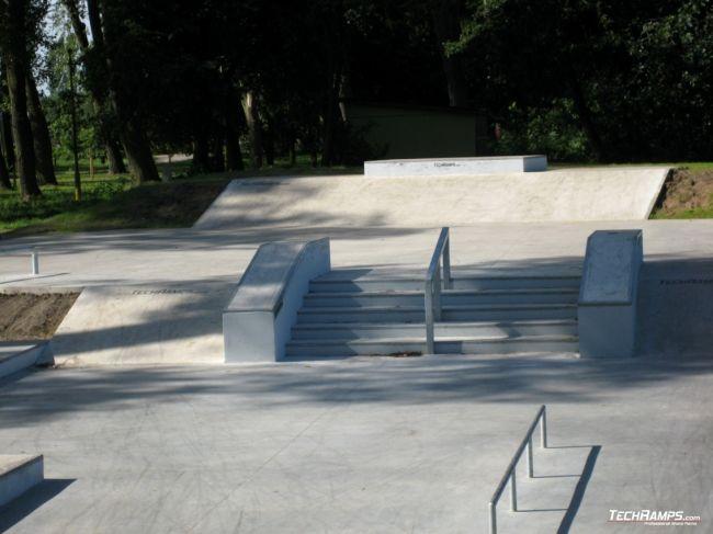 Мини skateplaza во Степница