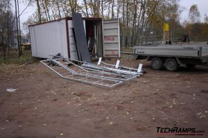 Skateplaza Kielce - budowa - 4