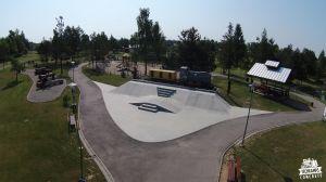skateplaza w Olkuszu