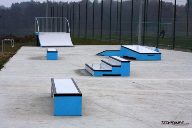 Skateplaza w Torzymiu