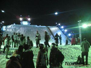 Snow impreza - 4