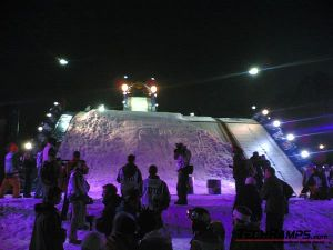 Snow impreza - 5