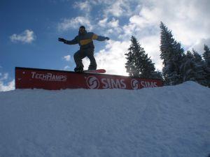Snowpark Białka 2005 - 10