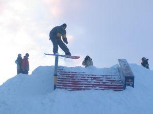 Snowpark Białka 2005 - 11