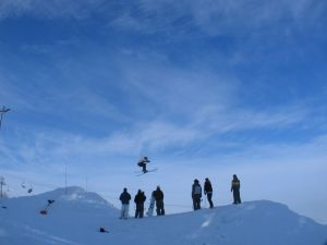 Snowpark Białka 2005 - 4