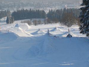 Snowpark Białka 2005 - 6