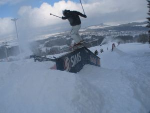 Snowpark Białka 2005 - 8