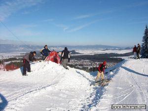 Snowpark Białka Tatrzańska 2004 - 10