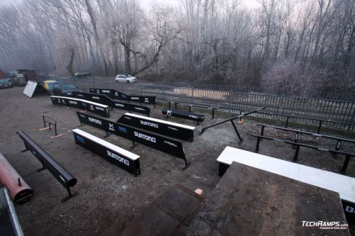 Snowpark Białka Tatrzańska 2014