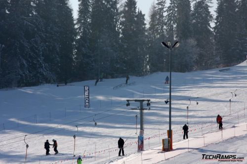 Snowpark Burton 2012 - Białka