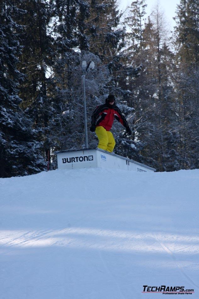 Snowpark Burton 2012 - Białka Tatrzańska - 14