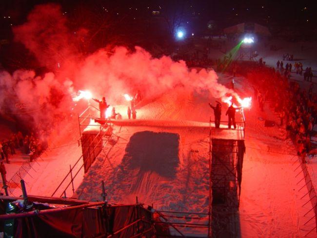 Snowpark Carlsberg in Zakopane