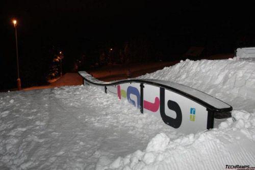 Snowpark in Wierchomla