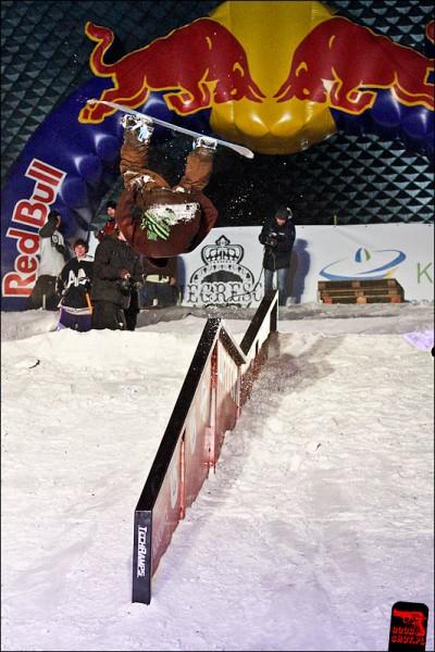 SnowPark Katowice - JiB Jam 4