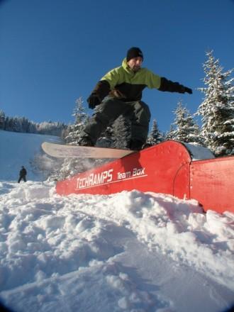 Snowpark Koninki - 1