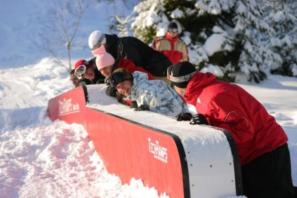 Snowpark Koninki SKI