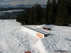 Snowpark Małe Ciche - 3