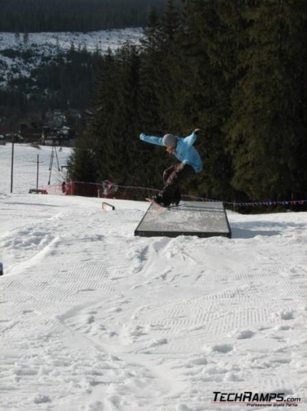 Snowpark Małe Ciche - raiderzy - 1