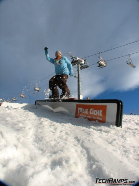 Snowpark Małe Ciche - raiderzy - 10