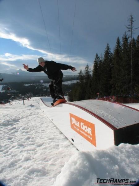 Snowpark Małe Ciche - raiderzy - 2