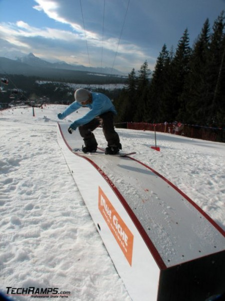 Snowpark Małe Ciche - raiderzy - 3