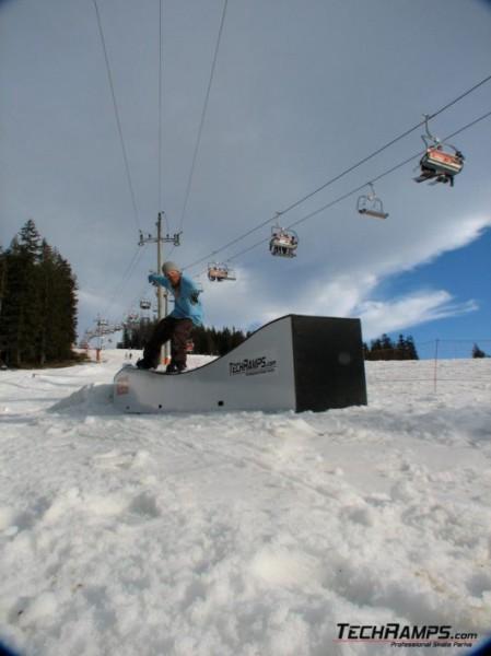 Snowpark Małe Ciche - raiderzy - 4