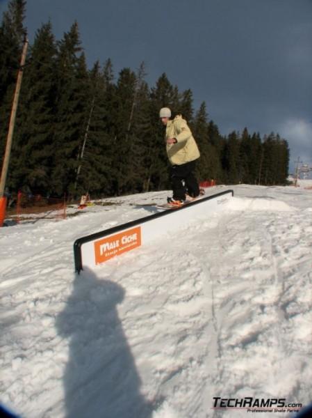 Snowpark Małe Ciche - raiderzy - 6