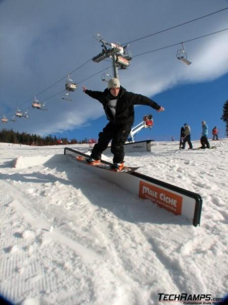 Snowpark Małe Ciche - raiderzy - 7