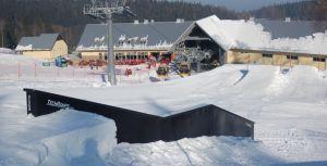 Snowpark Świeradów Zdrój po przebudowie - 1