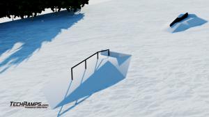 Snowpark Szczecin - wizualizacja 2