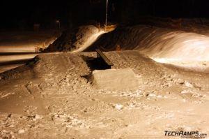 Snowpark w Koninkach 2011