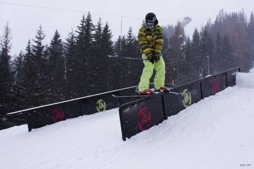 Snowpark w Štrbské Pleso