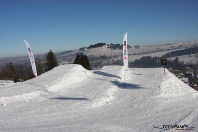 Snowpark Witów 2009