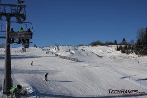 Snowpark Witów Ski 2010