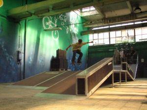Sprite 2006 skatepark mobilny