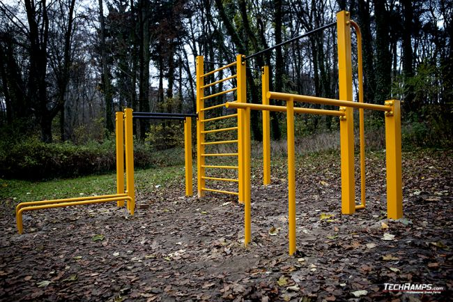 Street Workout Park Choszczno