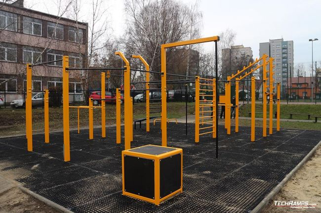 Street Workout Park Gliwice