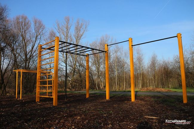 Street Workout Park Skawina