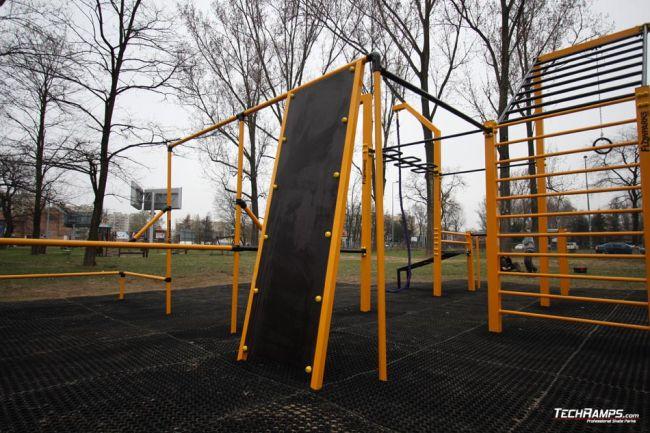 Street Workout Park Warszawa