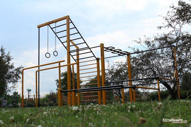 Street Workout Park Warszawa Bemowo