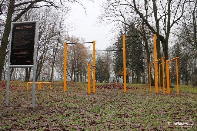 Street Workout Park Wyszkow