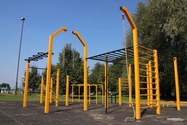 Street Workout Park Zory