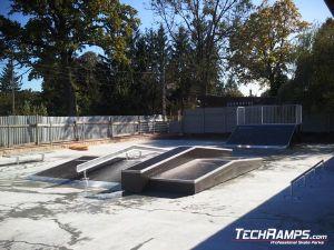 Suchedniów Skatepark