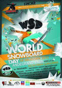 Światowy Dzień Snowboardu - Szczecin