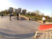 Team Techramps & Friends - Skate Plaza Kielce