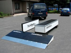 Techramps i Es - 1